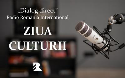 """Ziua Culturii la emisiunea """"Dialog direct"""", RRI"""