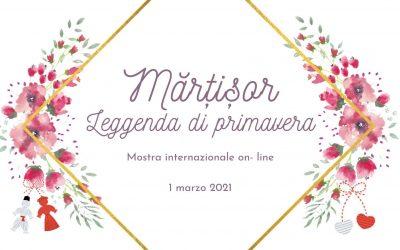 Legendă de primăvară – Mărțișorul
