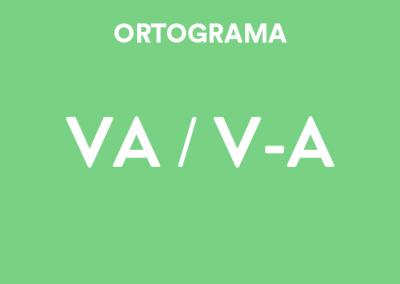 va / v-a