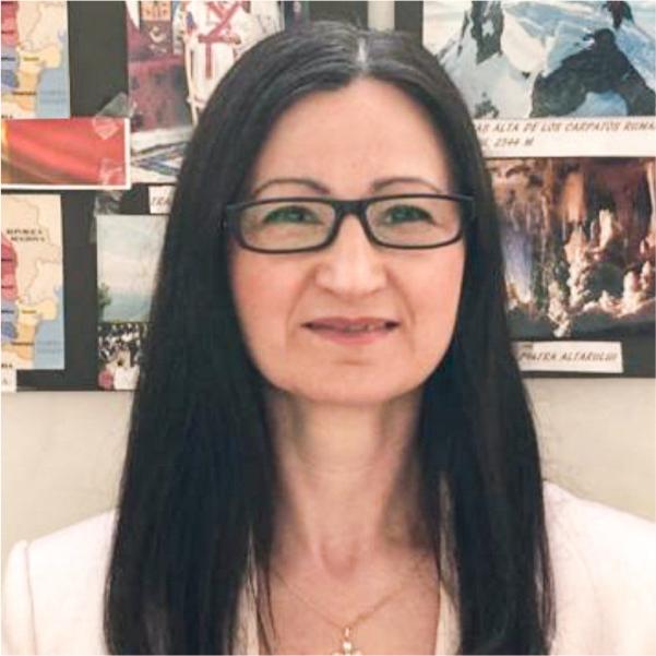 Profesor ALINA IOANA TODERICI, LCCR Spania