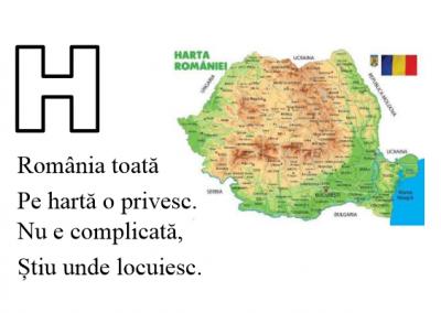 Litera H