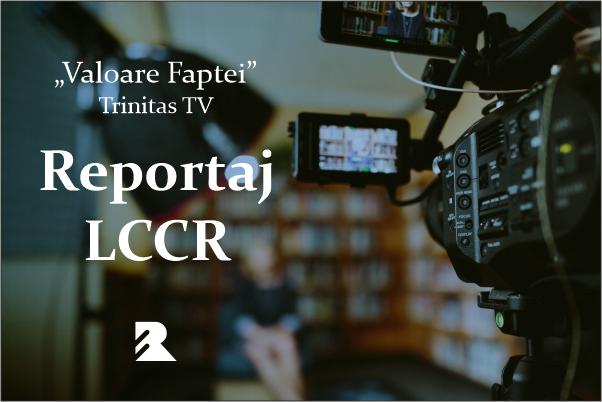 Reportaj Trinitas TV despre cursul de LCCR în Spania