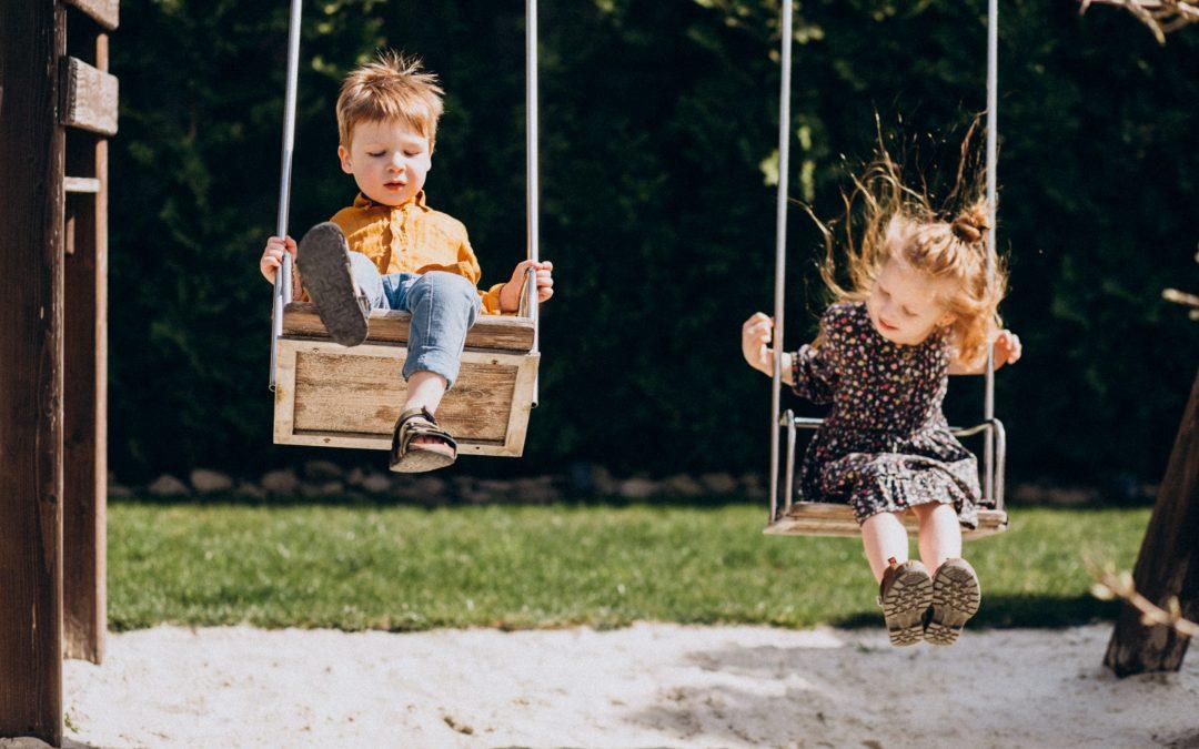 Copiii de ieri, copiii de azi…