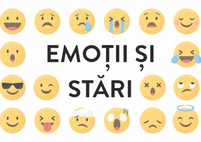 Emoții și stări