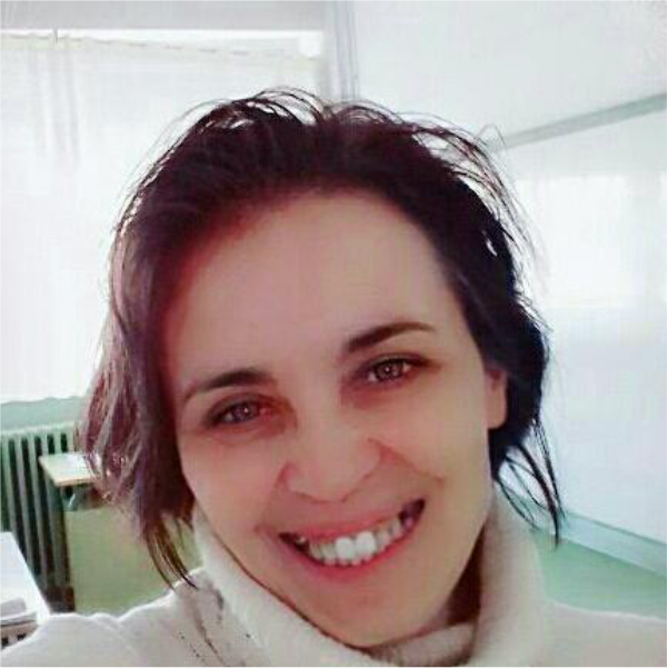 Mihaela Gutierrez Badillo, Proferoara LCCR, Coslada, Spania